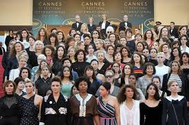 Cannes women equal rights